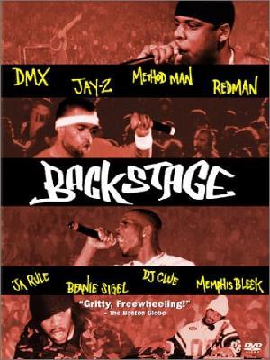 Backstage Hard Knock Life Tour
